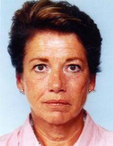 Das Bild zeigt ein Portrait von Ulrike Larssen